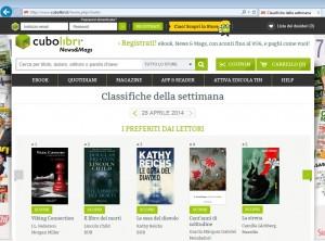 Viking Connection è in cima alla classifica dei libri preferiti dai lettori di Cubolibri.it nella settimana del 28 aprile