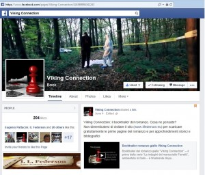 Pagina Facebook Viking Connection Like
