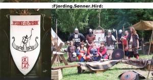 "Immagine del gruppo "":Fjording.Sønner.Hird:!"" tratta da Facebook e MySpace"