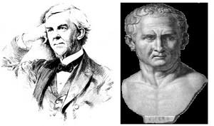 Oliver Wendell Holmes e Marco Tullio Cicerone