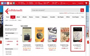 La corazza di Teoderico è nei top 15 di laFeltrinelli.it